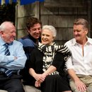 Barry McCarthy, Michael Thomson, Sharon Gless & Neil McCaul